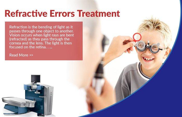 Refractive Errors Treatment